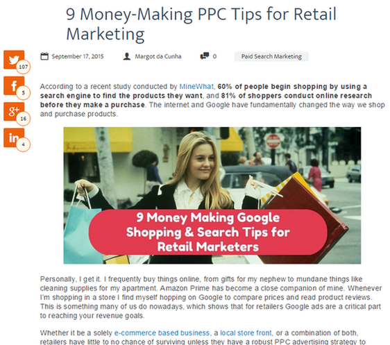 researching ppc strategy