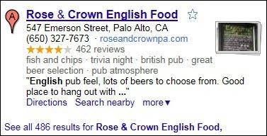Google Descriptive Terms