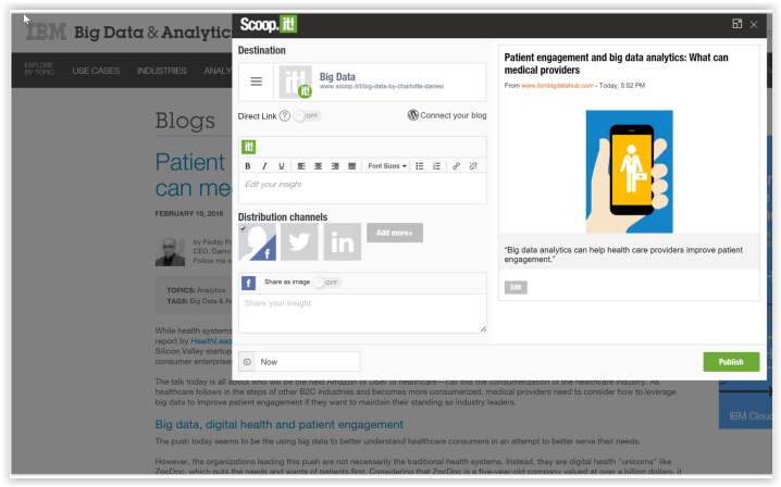 The 7 best content curation tools in 2017 wordstream sccopit content malvernweather Image collections