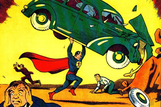 SEOs don't need a code of ethics vintage Superman comic