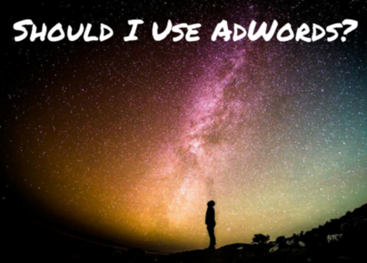 Should I use AdWords?