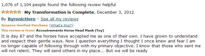 silliest amazon reviews