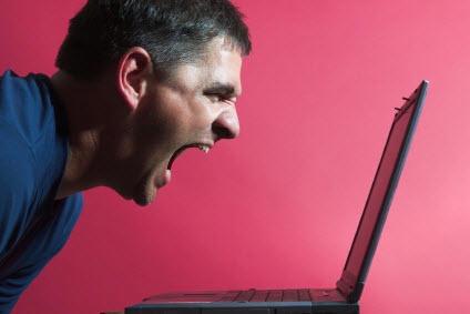 Hacker-induced rage!