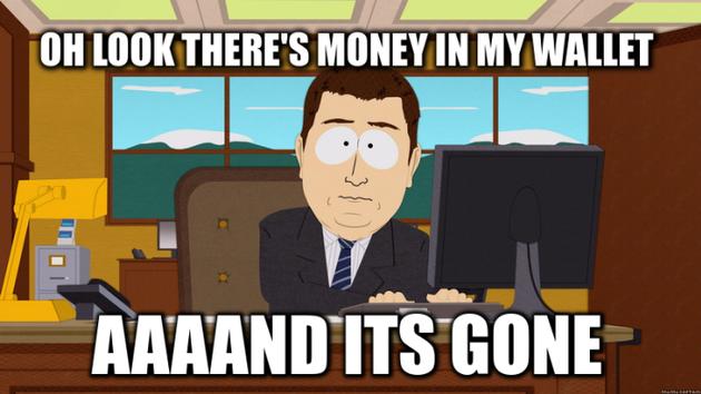wasting my small marketing budget