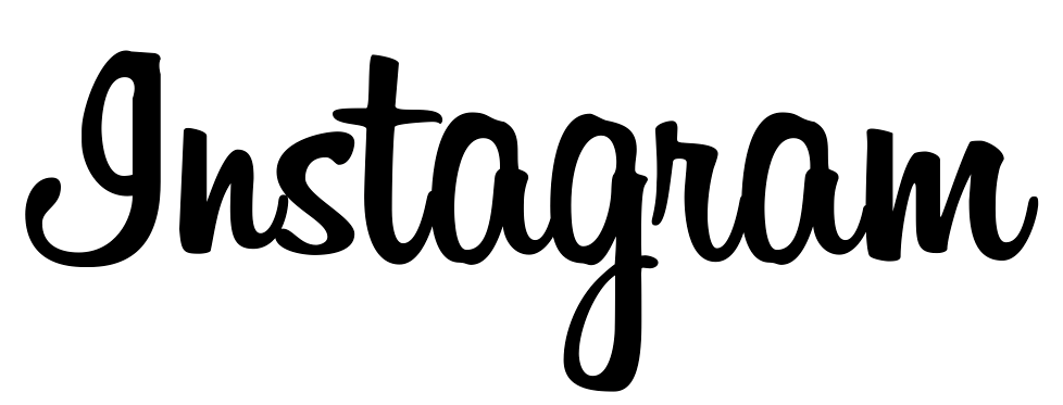 Social media advertising Instagram logo