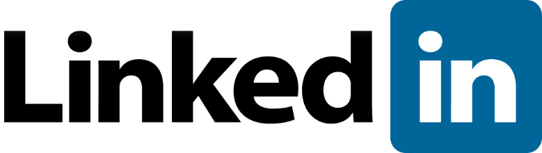 Social media advertising LinkedIn logo