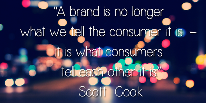 Social media quotes Scott Cook