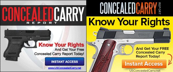 Split test Concealed Carry Association ads