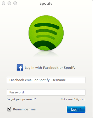 Spotify for Facebook Marketing