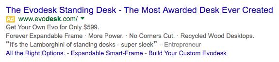 adwords copywriting mistakes