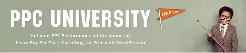 startup marketin wordstream ppc university banner