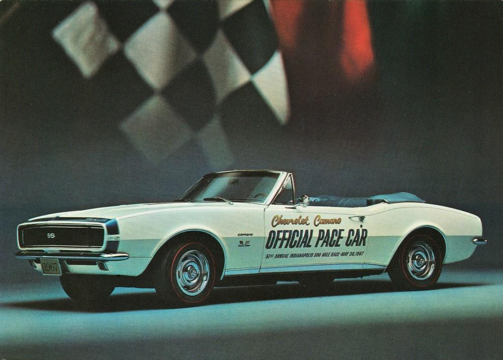 Storytelling in content marketing pace car