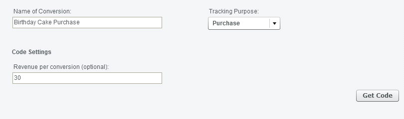 how to set up conversion tracking in adwords