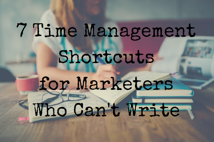 time management hacks for writers