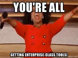 Top 10 AdWords features enterprise class tools