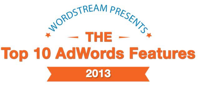 Top 10 AdWords Features