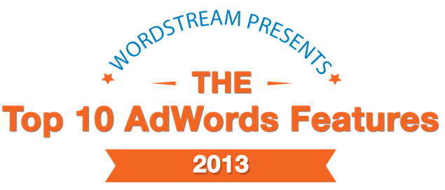 Top 10 AdWords Features