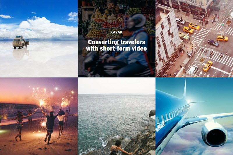 how travel brands use instagram