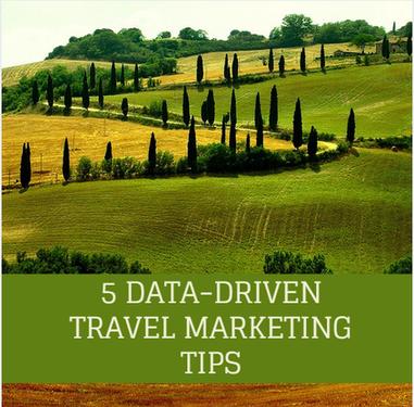 Travel marketing tips