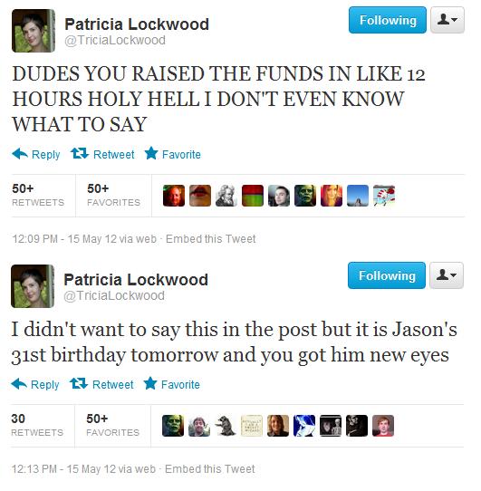 Tricia Lockwood Twitter