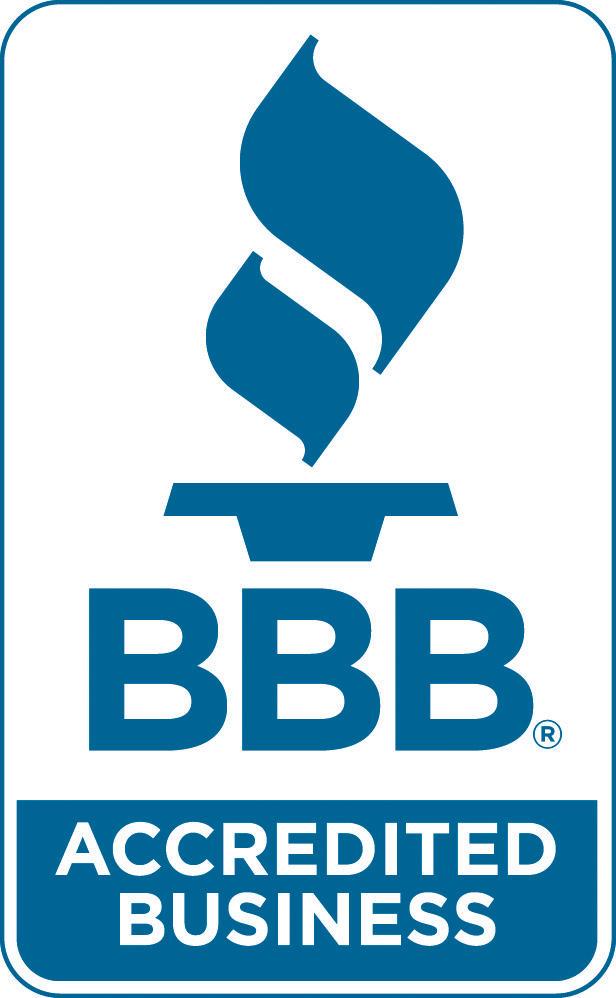 Trust signals Better Business Bureau logo