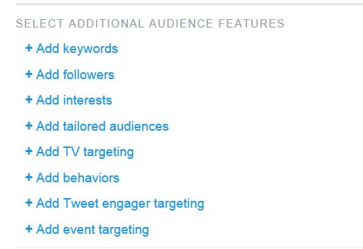 advanced twitter lead gen cards