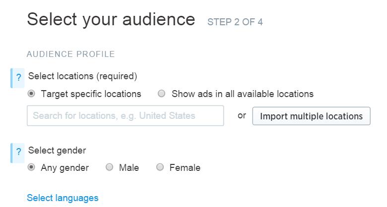 lead gen ads for twitter