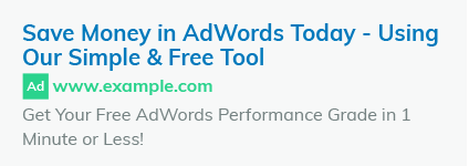 best ad adwords using 9 tips