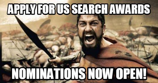 US Search Awards 2015 nominations