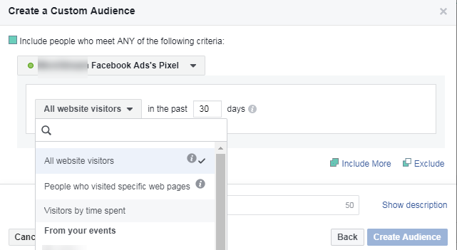 using facebook custom audiences
