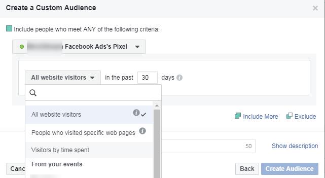 using facebook custom audiences