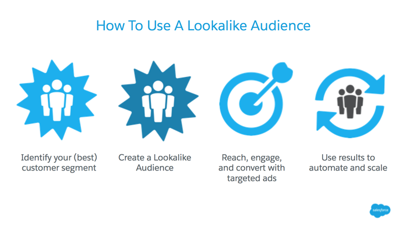 lookalike audiences nurture similar audiences