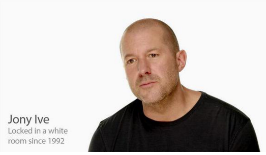Value proposition examples Free Jony Ive #freejonyive