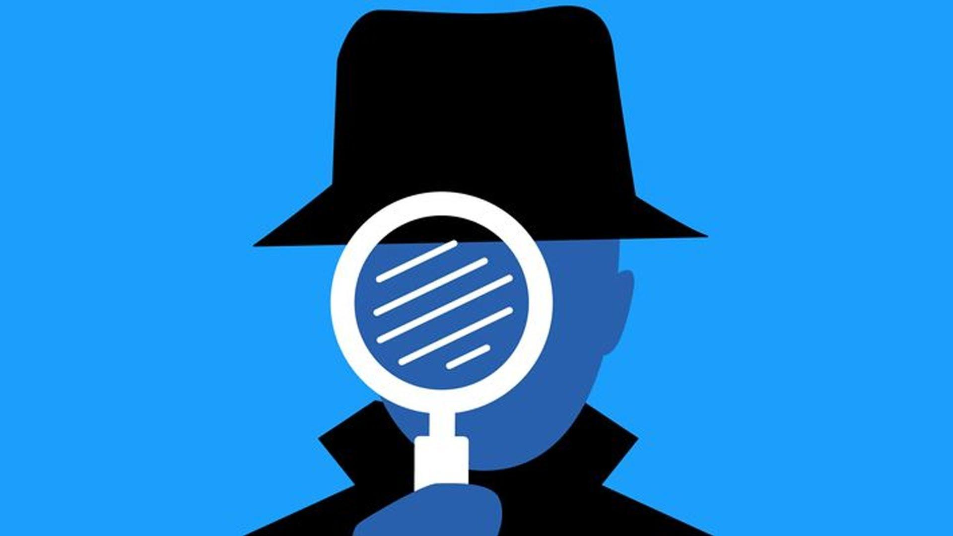 Ways to find competitor keywords spying corporate espionage concept