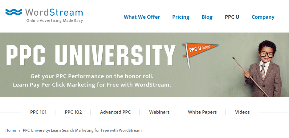 Ways to learn AdWords without getting certified WordStream PPC U
