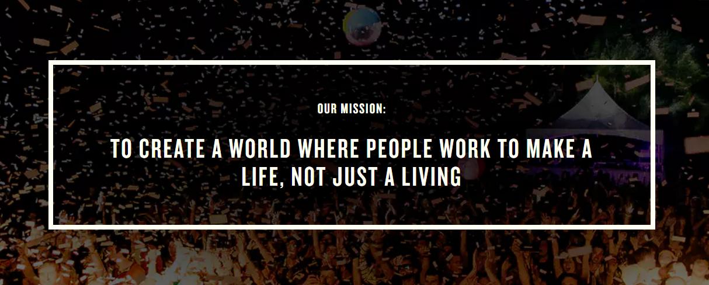 WeWork Mission Statement