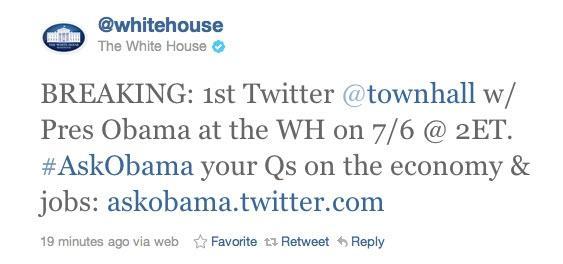 @whitehouse