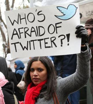 Who's Afraid of Twitter?