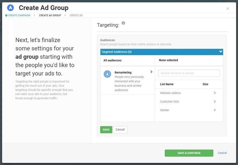 wordstream advisor remarketing
