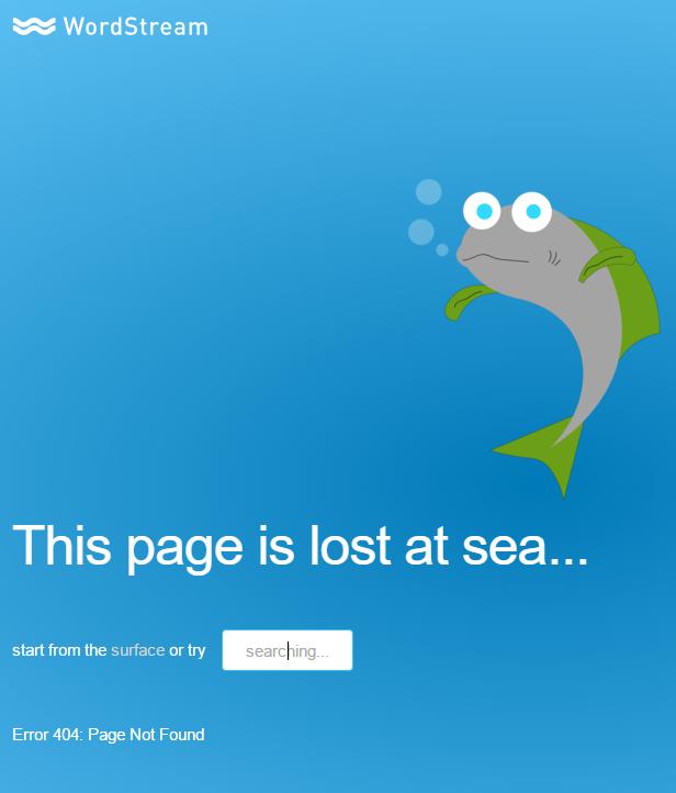 Best 404 Error Pages