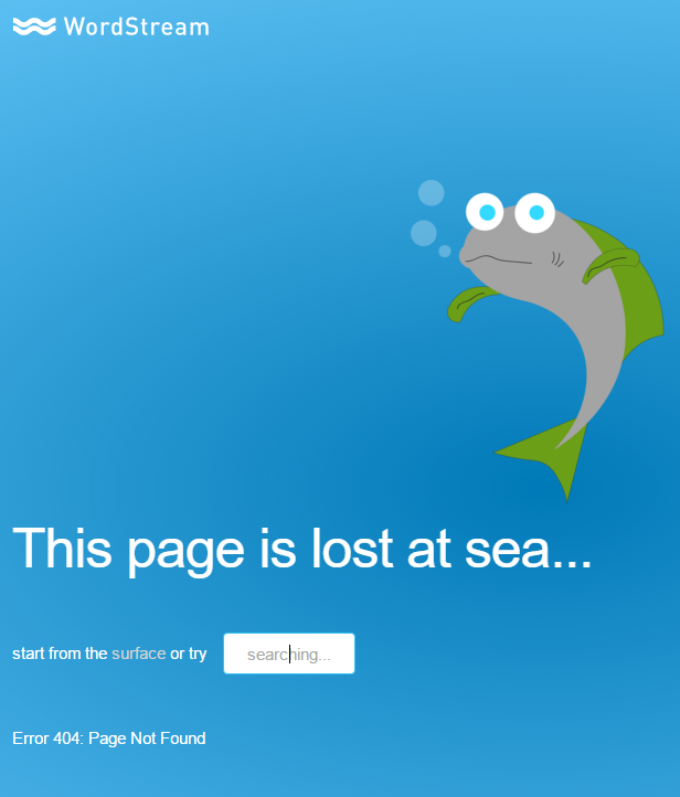 Best 404 Error Pages