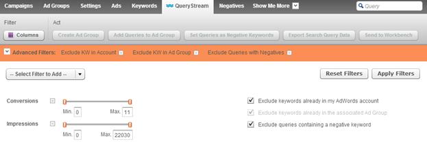 WordStream Customer Spotlight Optimum Vitamins QueryStream