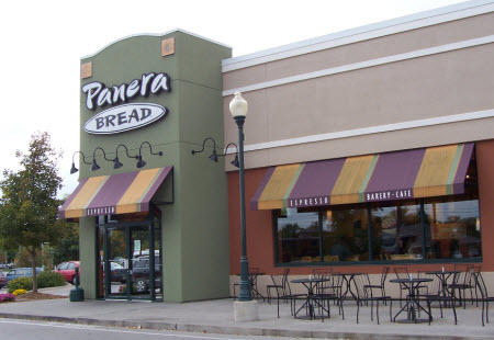 The WordStream Panera Office was rent FREE!