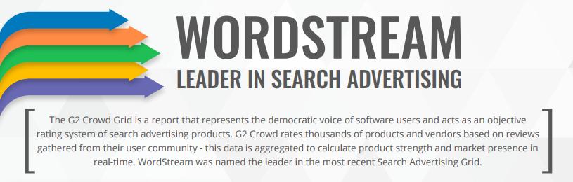 wordstream software reviews