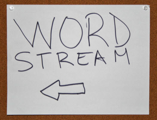 Welcome to WordStream