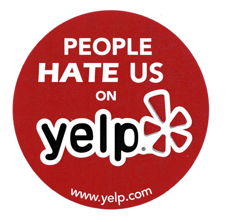 Bad Yelp Reviews